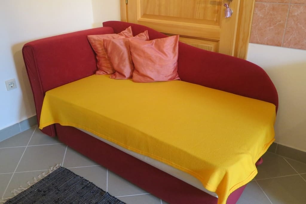 Couch - extra bed
