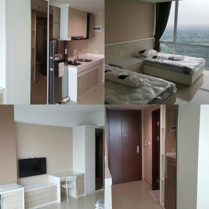 For rent apartment golf view