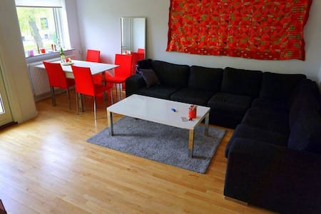 Cosy Room in Warm Shared Apartment - Copenhaguen - Pis