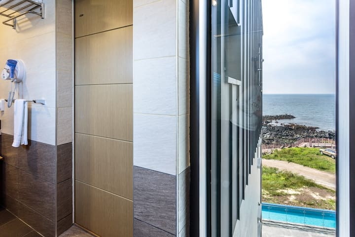 jejuollero Guest shower booth(s-3)