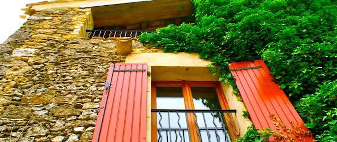 Cote Rotie - Saint-Andre Roquertpuis  - Apartment