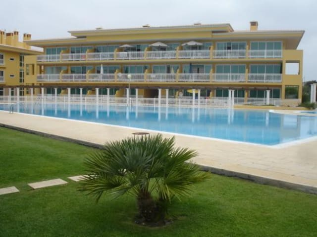 excellent Apartment with swimming   pool and ténis