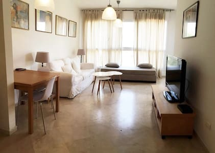 Beautiful vacation apartment at the marina - Wohnung