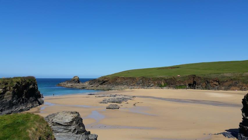 Sunways - holiday home near the sea - Trevone