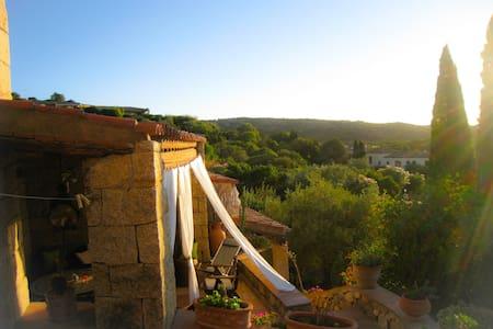 Villa Erica - large ensuite B&B - B - Cala di Volpe - 住宿加早餐
