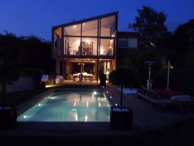 Magnifique Maison design avec piscine