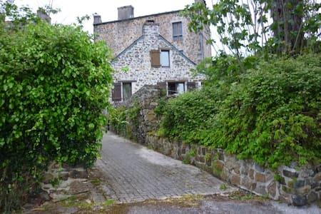 Maison de cachet avec terrasse - Landévennec - Dům