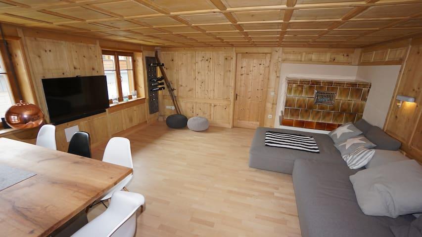 Traum Wohnung im Herzen von Schruns - Schruns - Apartamento