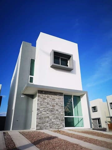 Casa nueva en Durango
