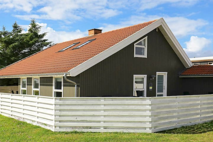 Spacious Holiday Home in Thisted Denmark with Sauna