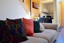 Exclusive designer's retreat near city centre
