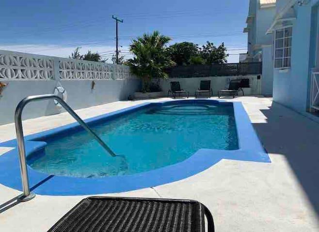 A Beautiful, Breezy, 3 bedroom, 3 bathroom Villa