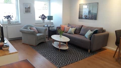 Unterkunft KiKi moderne und gemütliche  Wohnung