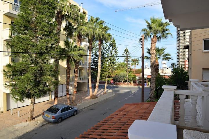 Mariana Kastella beach apartment