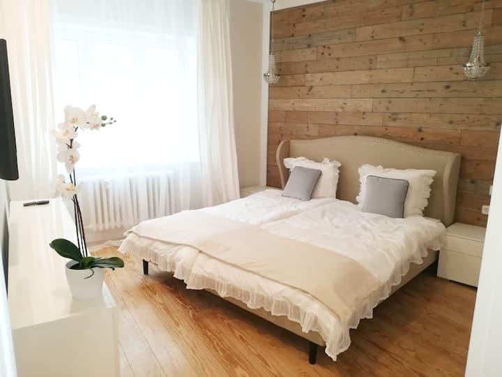 Stilvolle Wohnung im CENTRUM von HAMBURG