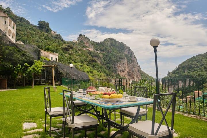 Villa Pricitella, the perfect oasis of peace.