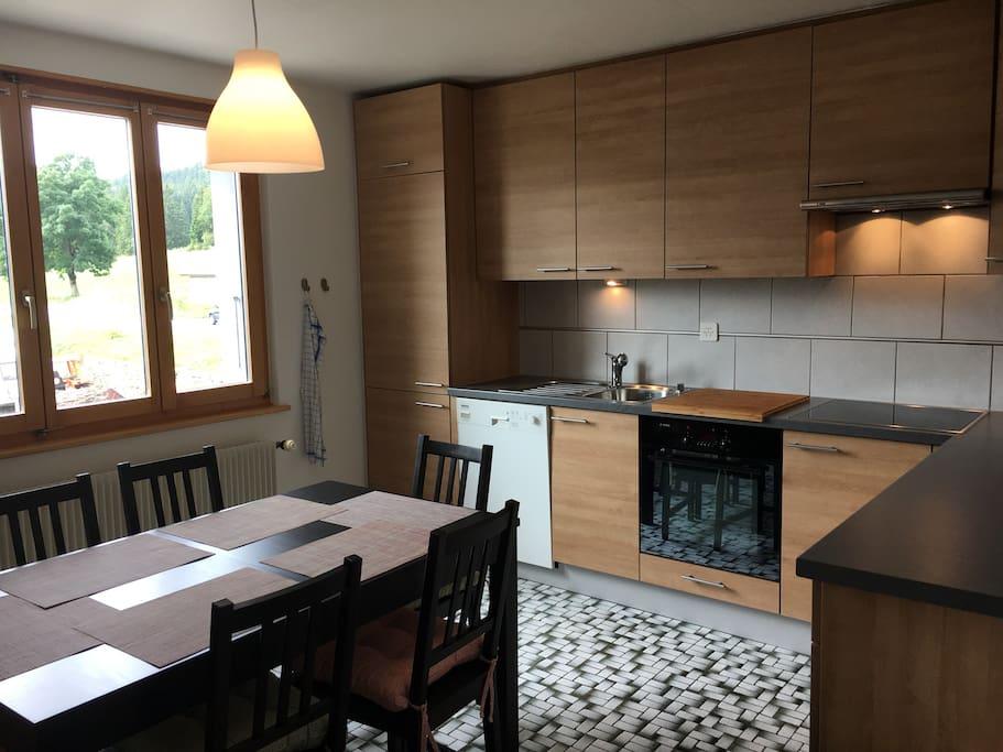 La cucina/La cuisine