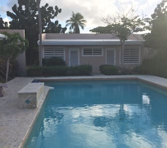 Private guest house in gated community - Christiansted