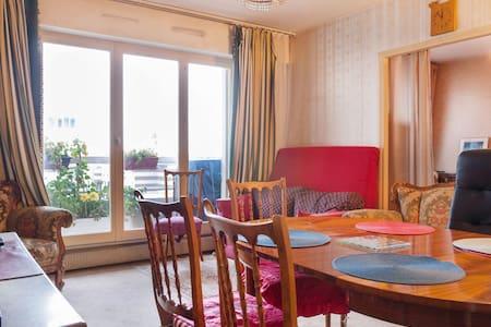 50M2 TERRASSE STADE DE FRANCE PARIS - 圣但尼 - 公寓