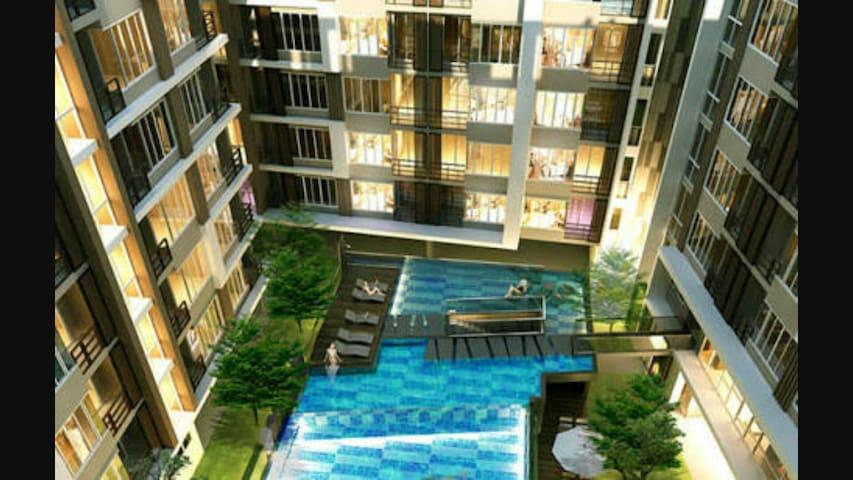#Plus Condo 1 Hatyai - ตำบล คอหงส์ - Apartmen