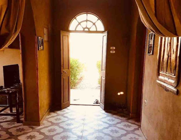 Howard Carter Hostel: 3 Bedrooms and max 5 persons