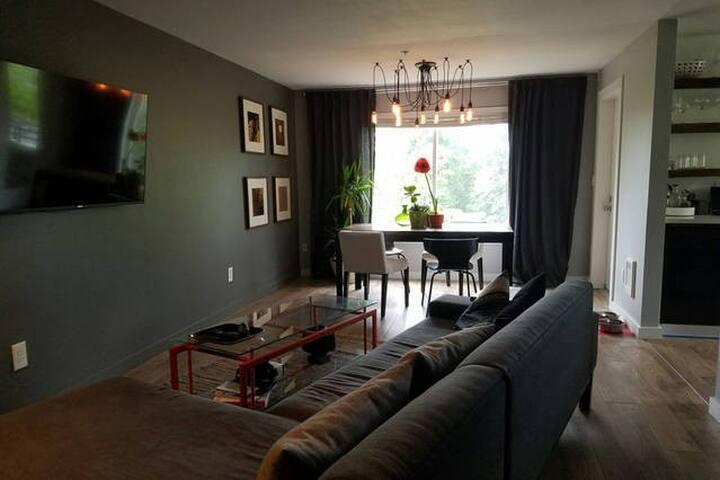 Room in convinient Condo-Beacon Hill - Seattle - Apartemen