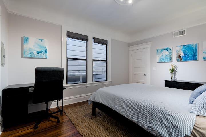 Designer Space in Sunny, Walkable Mission District