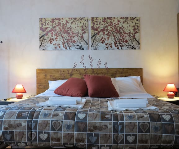 Roma - Bianco Cancello a Sacrofano - Room Eleonora - Monte Cannelliere - Byt