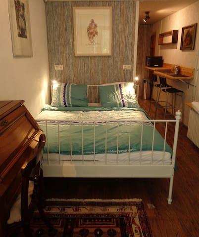 Cozy appartement in Amsterdam, vlakbij de metro - Amsterdam-Zuidoost