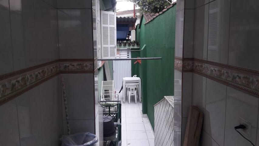 Confortável casa de temporada área nobre da cidade