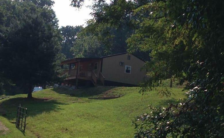 Amish Country Cabin Oak Hill , Ohio - Oak Hill - Cabana