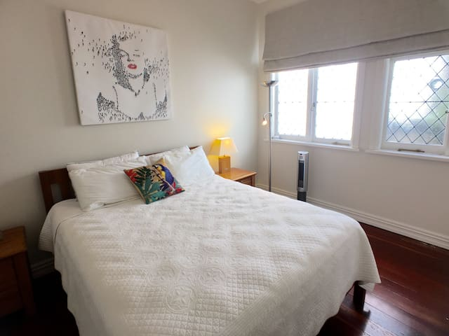 Peaceful Parnell: King Room+Ensuite - Auckland - Hus