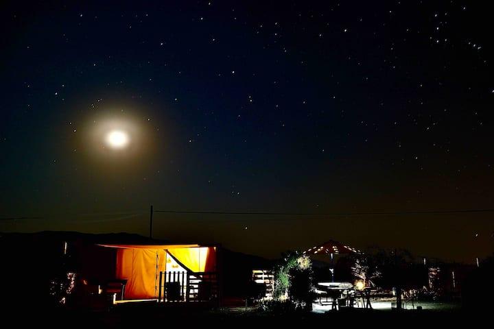 Sky Valley Ranch Barn