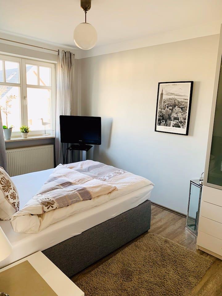 Gemütliches Gästezimmer im Herzen von Steinhagen