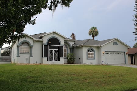 Waterfront home with pool, dock, and boat lift - Crystal River - Apartamento