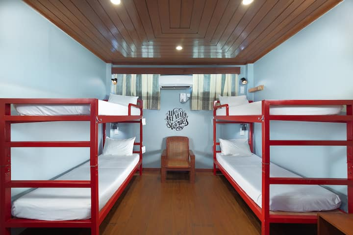 4-Bed Female Dorm