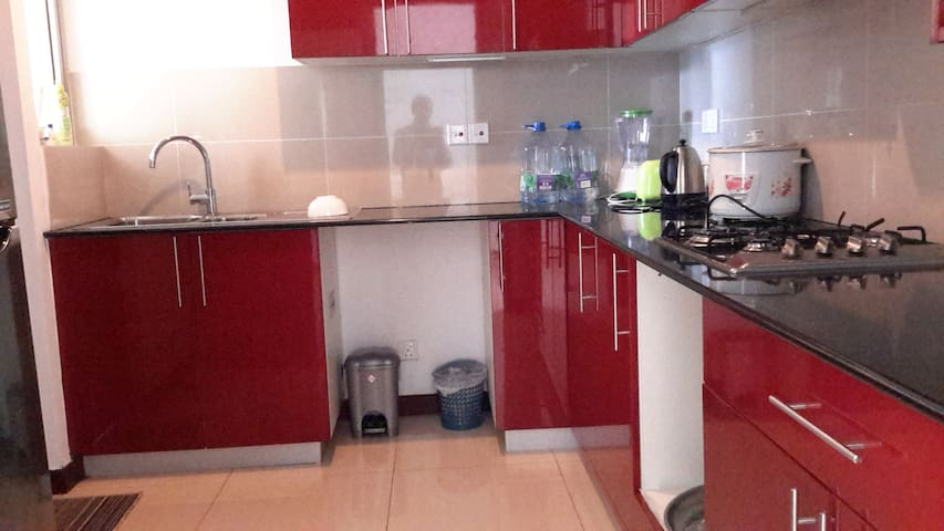 1-Bed Bella Vista Apartments in a Resort - Colombo - Colombo - Apartament