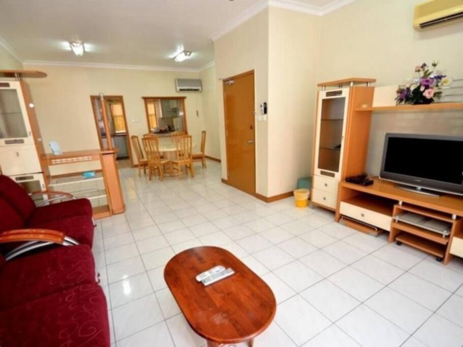Mark Marina Condominum Kota Kinabalu - Flats for Rent in Kota Kinabalu, Sabah, Malaysia