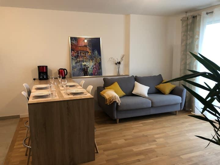 Apartment near Versailles luxury residence