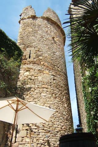 Gite La Tour - medieval and modern - Pépieux - Apartament