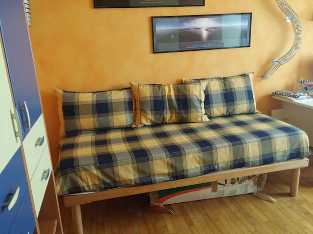 Bedroom Brixia North (2h to EXPO) - Bovezzo - Wohnung