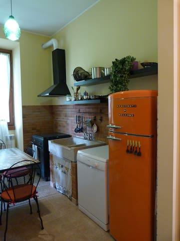 Stupendo bilocale in villa del '700 - CADORAGO (Como)