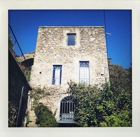 Casalfiume - beautiful stone mill - Dolceacqua - Apartmen