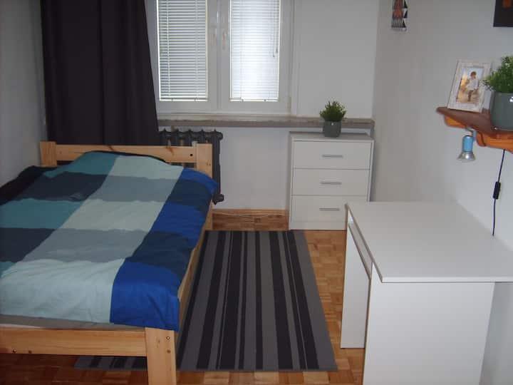 Pokój z podwójnym łóżkiem/amazing room dbl bed