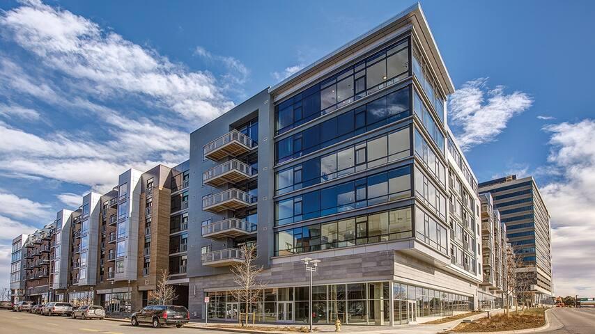Modern Apartment Near the Denver Tech Center