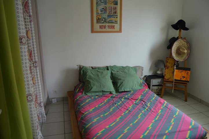 Chambre privée - 64420 Soumoulou - Casa