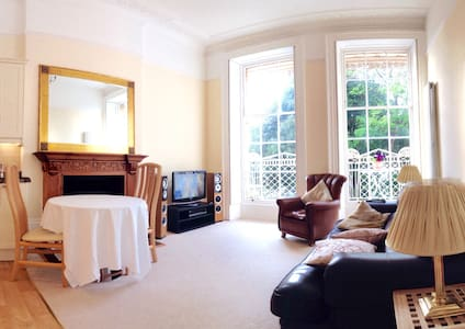 Balcony flat with in Clifton Village. Bridge view - Clifton