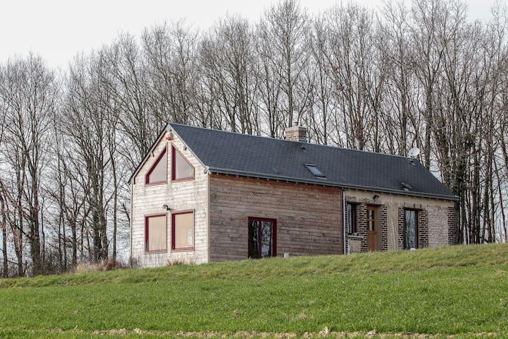 Gîte rural au coeur des vignes - Marçon - Casa