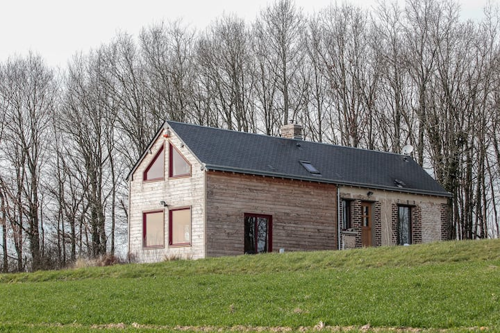 Gîte rural au coeur des vignes