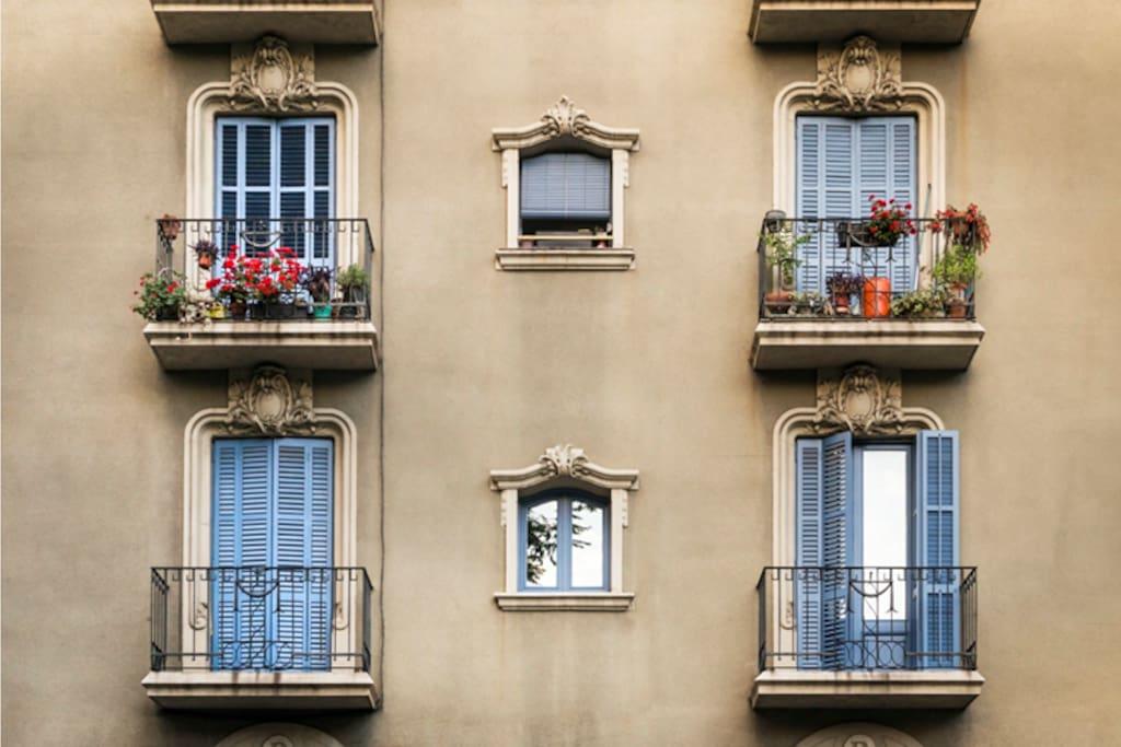 Opening rate diagonal eixample 5 appartamenti in for Appartamenti eixample barcellona